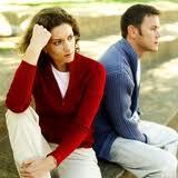 Unhappy couple-2