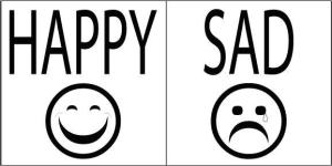 Happy-sad