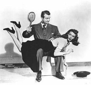 man spanking wife_2