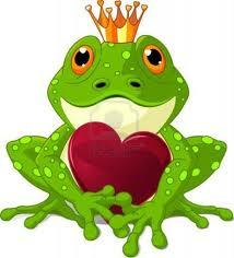 Prince Charming Frog