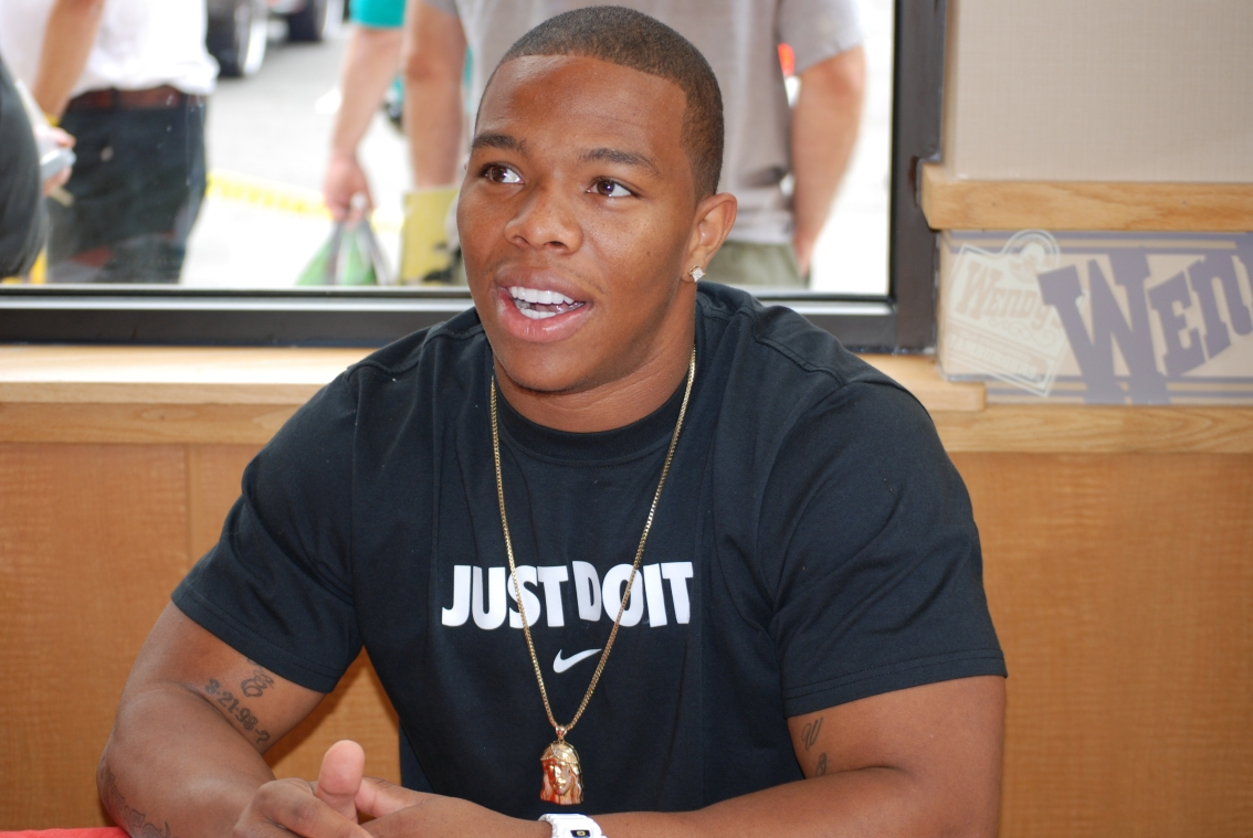 A Different Perspective on the Ray Rice Situation