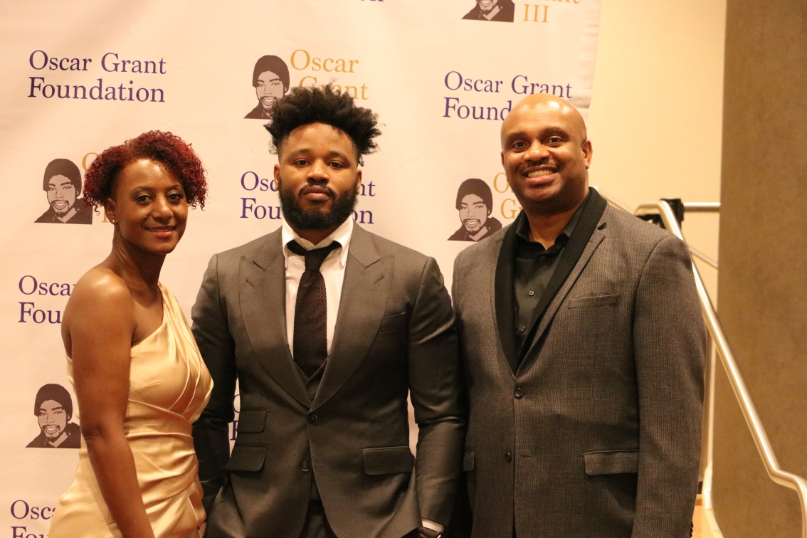Real Talk w/Terry: Red Carpet Interviews, Oscar Grant Celebration of LifeEvent